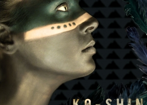 Ko-Shin Barely Alive Cd Cover Art