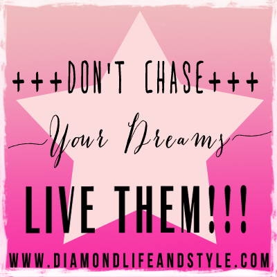 LIVE THE DREAM – STOP CHASING IT!!!